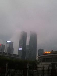 Cladiri in Shenzhen
